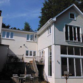 3 Storey Side Extension & Internal Alterations in Sevenoaks Kent
