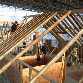 Remove Roof for Extra Floor Space, Sevenoaks