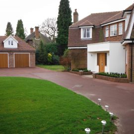 Double Garage in Sevenoaks, Kent