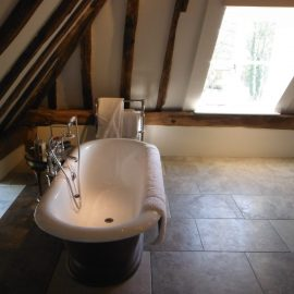 Grade II Listed House Loft Conversion