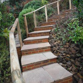 Garden Landscaping in Westerham Kent