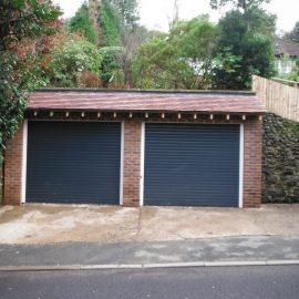 Double Garage in Westerham, Kent