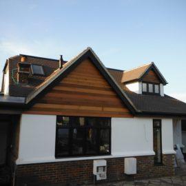 Bungalow with Extensions & Loft Conversion in Sevenoaks, Kent