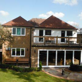1 & 2 Storey Rear & Side Extensions in Sevenoaks Kent