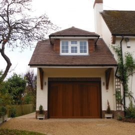 Double Depth Garage with Room Above in Sevenoaks, Kent