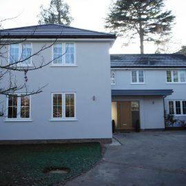 Extension & Refurbishment in Sevenoaks Kent