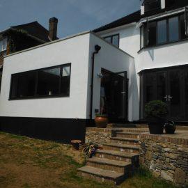 Extension & Refurbishment in Sevenoaks, Kent