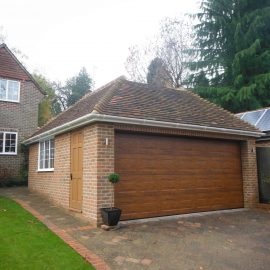 NEW Double Garage in Sevenoaks Kent