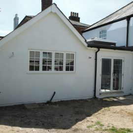 NEW Single Storey Extension & Refurb in Ide Hill Kent